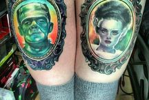 Tattoos / We love tattoos - here is a small selection of what we like!