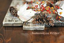 Holiday Decor / Festive DIY Decorations!
