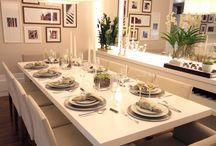 Yemek masası sandalye