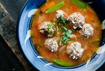 Food: Soups / by Peter Anderson