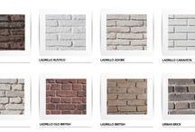 FauxBrick Walls