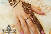 Henna mehandi