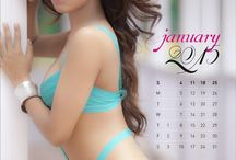 Life Colours New Calender 2015 / Calender 2015