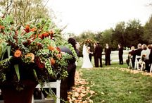 The Autumn Wedding / by The Pavilion Function & Conference Centre