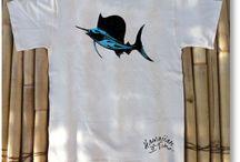 Hawaiian Time - Island Lifestyle Apparel (Sea Life Designs) / Hawaiian Time - Island Lifestyle Apparel (Sea Life Designs)
