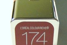 Loreal collection in my venity