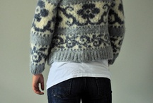 Cowichan-style sweater inspiration