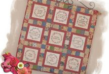 Quilts with Christian theme / Quilts based on Christian themes and Bible verses Scripture. Religious
