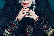 Stylish Women of advanced age / by Sandra as MiraMenos