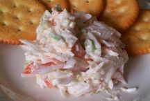 Appetizers/Dips/Salads