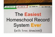Homeschool Tips / by Andrea McDaniel