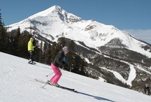 Big Sky Skiing / Big Sky Resort in Montana - some of the best family skiing in the country! http://www.luxuryskitrips.com/big_sky_mt_photos.htm