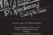 1920s Theme (Speakeasy) / by Beth Bedisky