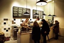 My future raw food caffe interior ideas
