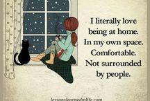 Happy Introvert