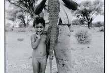 Viselet - ausztrál őslakos (maori)