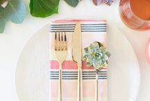 Tablescape. / by Lola & Ivy PR