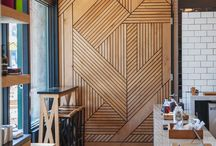 Pattern at Home / Celebrating beautiful pattern for the home with tiles, paint and decorative items