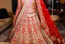 Indian Wedding Inspiration / Lenghas, Indian Brides OneStopShop