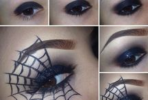 Halloweeni Makeup