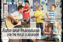 Start of the Year in the Music Room / Games, Songs, and Activities that work well at the start of the year in the music room!