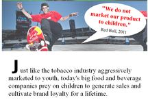 Big Tobacco vs. Big Food / Listening to Big Food deny their products' negative impact on health sounds a lot like the arguments Big Tobacco was making 30 years ago.