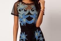 My Style. / Virtual closet: Clothes I would wear.  / by Cindy Guzman
