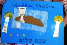Preschool theme Shabbos