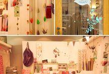 De jolies boutiques