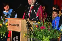 Convocation 2016 - Friday, June 3, 2016 / Graduating students from the School of Health, Human Care and Wellness / School of Environmental Studies and Biotechnology / School of Indigenous Studies