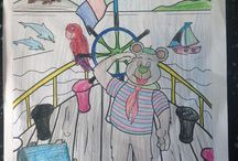 Pierre le Bear's Colouring Competition / This summer tweet a picture of your Pierre Le Bear colouring-in to @BrittanyFerries by 1 September and you could win a Brittany Ferries teddy bear and a £250 voucher.  Please find all the information here on our website: http://www.brittany-ferries.co.uk/fleet/onboard/entertainment/pierre-le-bear-colouring-competition  Good luck!
