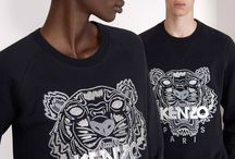 KENZO Xmas Collection 2015 / by KENZO