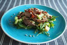Sałatki i surówki / Pyszne wymyślne i zdrowe sałatki