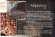 Tapestry - weaved only in a few places in the world / Double-warped weaving is one the most interesting traditions in folk art, that has stood the test of time only in a few weaving centers all over the world. Today, decorative fabrics manufactured on XIX-centuary old loom will pose original and exceptional decoration of your home