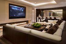 Movie/TV Rooms