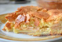 Рецепты яблочных пирогов / #Рецепты яблочных пирогов
