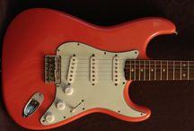 Vintage Guitar / by Chris Dilkes
