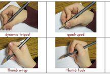 Schrijven leren