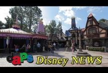 DAPs Magic Disney News Updates / A weekly update of the Disney news headlines in about a minute.  / by Mr. DAPs