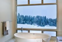 Your magical winter in our bath tubs / http://www.e-baie.ro/cazi-de-baie.html  #winter #relaxing #bathroom #magical #bathtubs #cold #december
