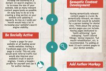 SEO / Search Engine Optimization - wszystko o optymalizacji stron pod wyszukiwarki