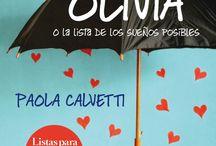 Olivia / Olivia o la lista de los sueños posibles