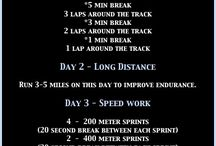 Run workouts