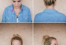 How to do a messy bun (Cornel's MESSY bun)