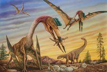 dinozaury gady