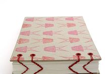 Arts and crafts - Bookbinding / Everything to do with making books. / by Louisa Higgins