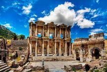 Экскурсии по городе Ефес, древний мегаполис
