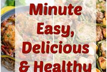 Easy and Healthy cooking