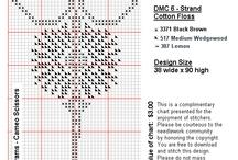 Scissor Cross Stitch