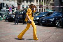 Milan Street Style ss 2014 / Milan Street Style ss 2014